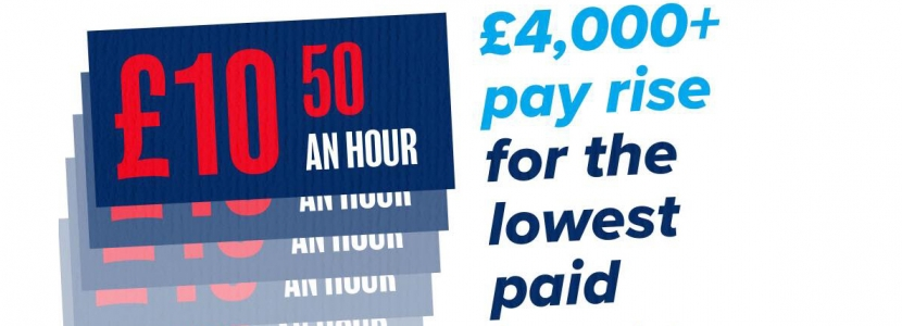 Ending low pay